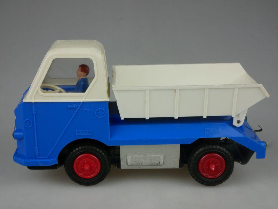 MSW Dieselameise Multicar 22 mit Fahrer 1/25 Schwungrad 60er DDR selten 117999